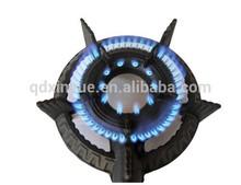 Single ring burner cast iron gas stove