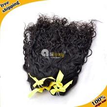 Extremly Popular Natual Color Vigin Unprocessed Wholesale virgin peruvian hair