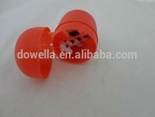 Hot sale eggshell toys/ toy capsule/plastic eggshell capsule toy vending machine