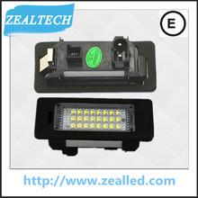 Super Bright 24SMD LED License Plate Light for BMW E39,E60,E90,E91