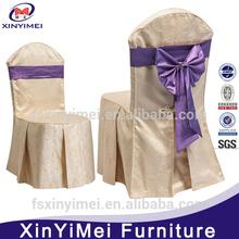 damask chiffon chair sash for business
