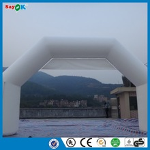 2014 inflatable start arch, inflatable archway for advertising