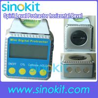 Digital Inclinometer Angle Gauge Meter Spirit Level Protractor horizontal Bevel STDJ-103