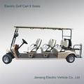 voiturette de golf électrique jn2068ksz bon marché utilisé voiturettes de golf électriques