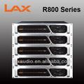 Lax chine. audio portable professionnel amplificateur de puissance pour des concerts sound system