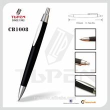 Wholesale factory promotional cheap plastic pen CB1008