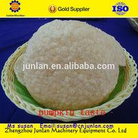 multi flavour easy operate crispy spicy pumpkin corn chive korea rice cake machine 0086-18637188608