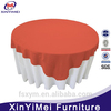 Plastic wedding table cover For Low Sales