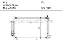 Condenser For FORD FIESTA VI 08- 1526277/8V5119710BD , Air Conditioning Condenser Manufacturer