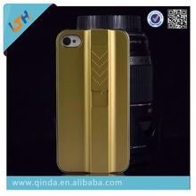 2014 Newest Best Quality Cigarette Lighter Back Cover Case For Iphone 4/5/5s Samsung Mobile