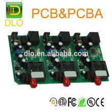 usb flash drive circuit board speaker,fr4 pcba board, MP3 player board