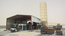 highly productivity full automatic concrete block/ press paving machine