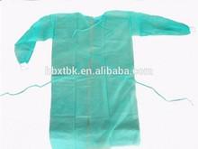 disposable circumcise medical surgical fashion soft lab coat