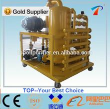 Waste used transformer oil regeneration plant wth higher vacuum,vacuum pump