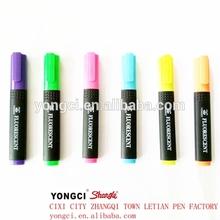 CiXi LeTian Color Highlighter Marker Pen YC-318A