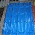 Couleur métal revêtu tuiles/d'acier de toiture/shangdong