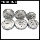 high quality aluminum 6063 6061 6005 grade alloy solid extrusion die