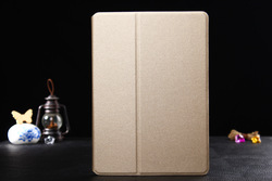 PU smart cover case for iPad air2
