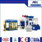 QT10-15 automatic stamped concrete mold machine price