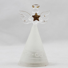 Christmas Decoration Supplies Type and Indoor Christmas Decoration Christmas Item Type angel in wool felt