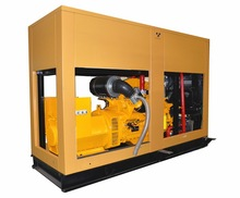 60Hz 1800RPM Water Cooled or CHP Natural Gas Generator 200kW 250kVA