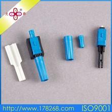SC/UPC fiber optic connector quick splice connectors