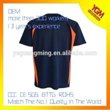 2015 best sell men's short sleeve t shirt,reflective t shirt