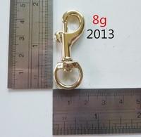heavy duty high quality nickle free metal bag clasp