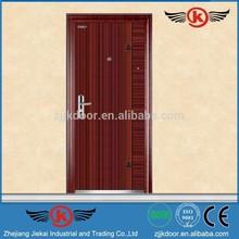 JK-S9010 indian main door/designs grill door/kerala steel door