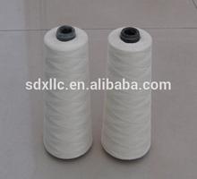 high temperature fiberglass sewing thread with ptfe/teflon coating