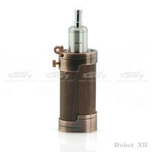 Most popular and High quality big vapor KAMRY robot mod, Robot XII mod e cigarette, 2000mah kamry robot