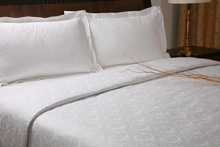 CVC Hotel bedspread