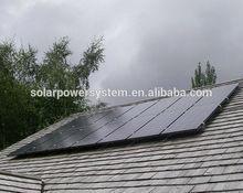 15KW solar inverter 75w pv cell solar panel