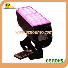 Factory wholesale dmx rgb mr16 led spotlight