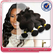 Made in China Thick Ends Virgin Cambodian Human Hair