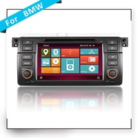 """3 Series for BMW E46 Built-in GPS,CD Player,MP3 / MP4 Players,Radio Tuner,TV Combination and 7"""" Screen Size Car audio system"""