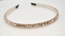 wholesale headband fashion girls black hair accessories with pearl