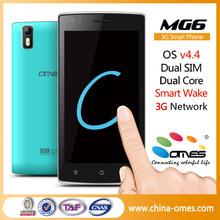 Best 5 inch OEM GPS WIFI 3G Dual SIM Ultra Slim Android Smart Phone