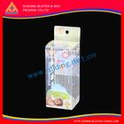 accept OEM Wholesale plastic pencil box high quality pvc package