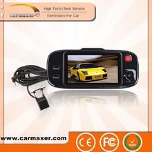 Manufacture Full HD GPS HDMI dual Camera 12v car cctv dvr system for taxi