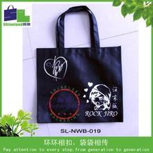 promotional non woven fabric shopping bag