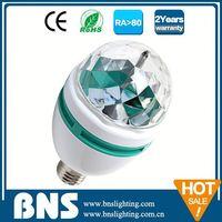 Colorful r80 led bulb e27 lighting