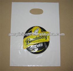 Alibaba China Dongguan cheap custom made logo Printed plastic shopping bags