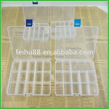 new idea 2015 customized clear plastic box/carton box plastic handle/plastic box container