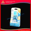Ruiding fornece oem plástico de embalagens de caixas de presente, plástico transparente rígido caixa de bolo