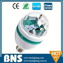 Roatable e27 led bulb huizhuo lighting