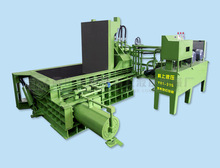 400T Scrap steel iron baling press machine