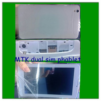 MTK8312 7 Inch Tablet Android 4.2 4.4 Tablet PC 3G Sim Card Slot