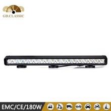 single row car tuning CE Rohs Approved light bar led