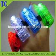 2014 Christmas gift Led laser finger lights party decorations magic light finger